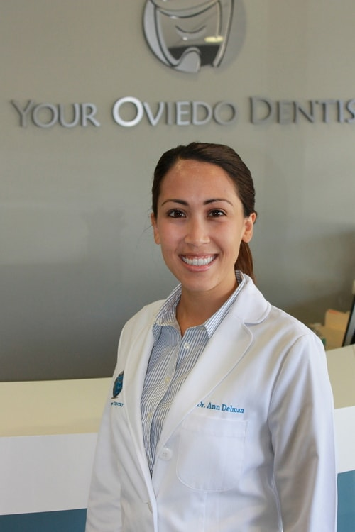 Oviedo Dental - Headshot of our founder, Dr. Lopez